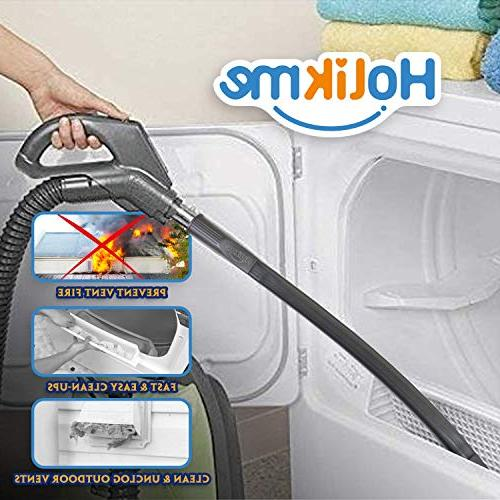 Dryer Cleaning Vacuum and 28 inch Dryer and Refrigerator Coil