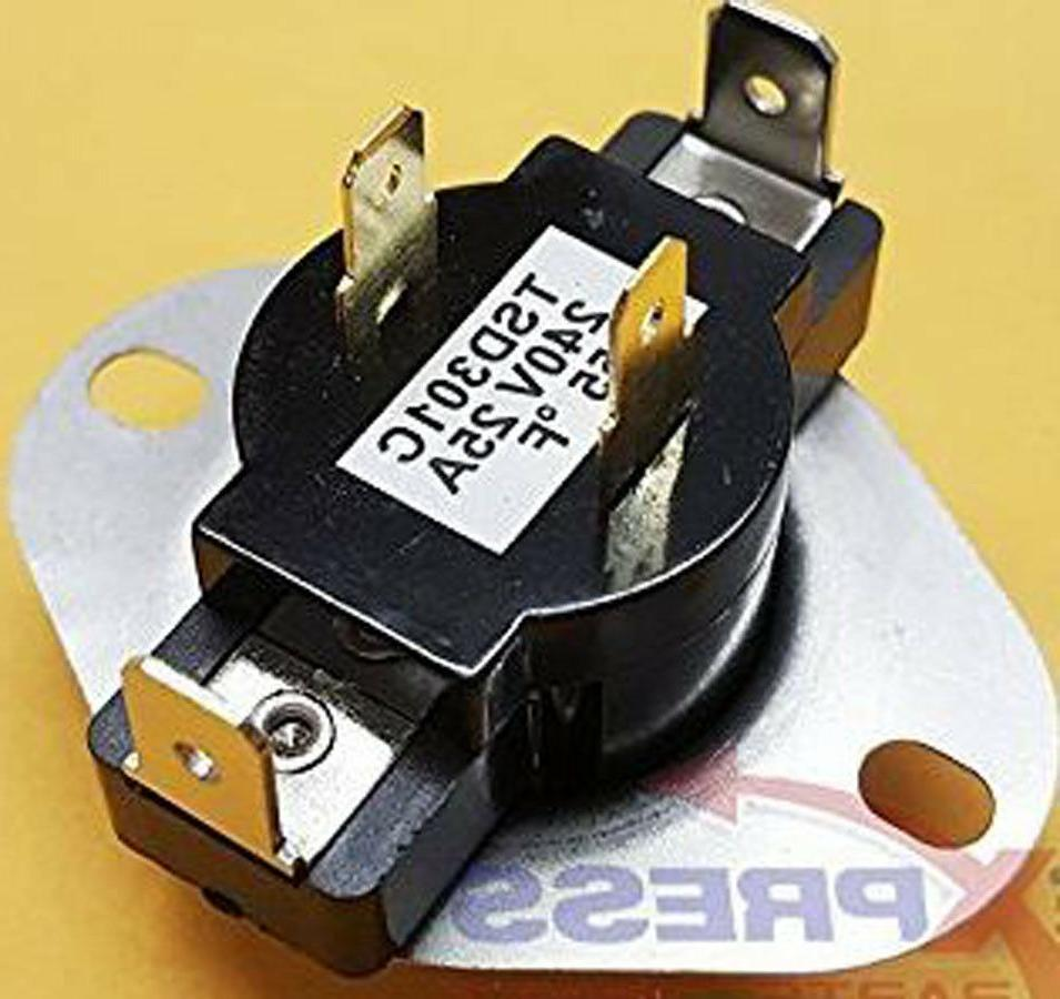 dryer cycling thermostat wp3387134 maytag 80 series