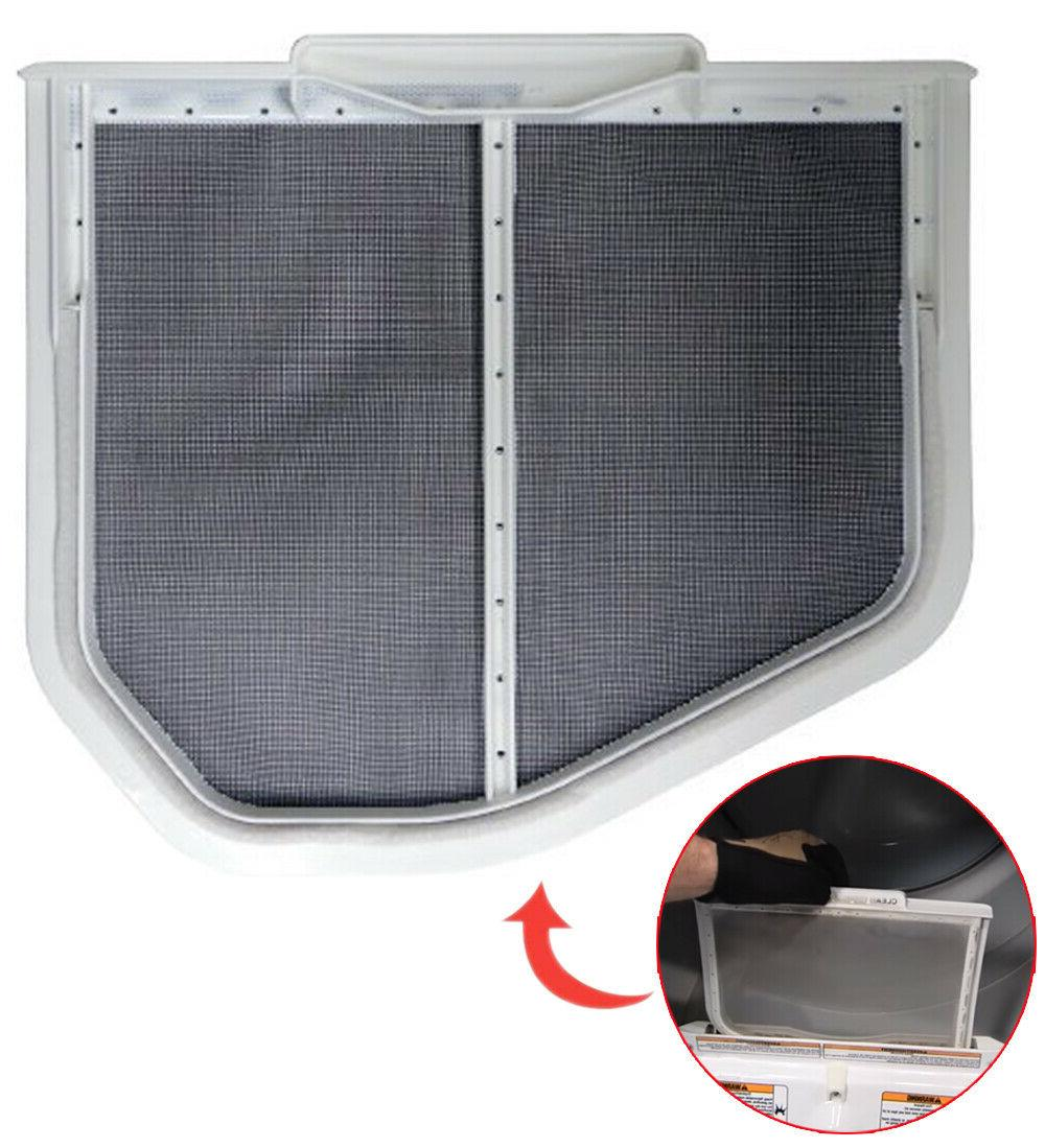 dryer lint trap filter screen for whirlpool