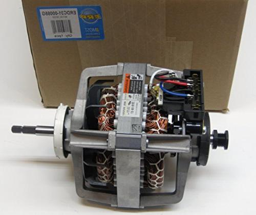 dryer motor assembly