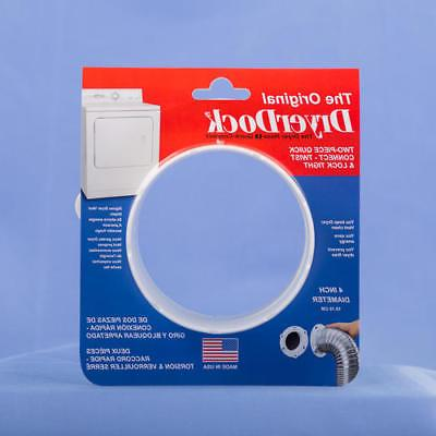 DRYER VENT QUICK by DOCK MfrPartNo 5000-1