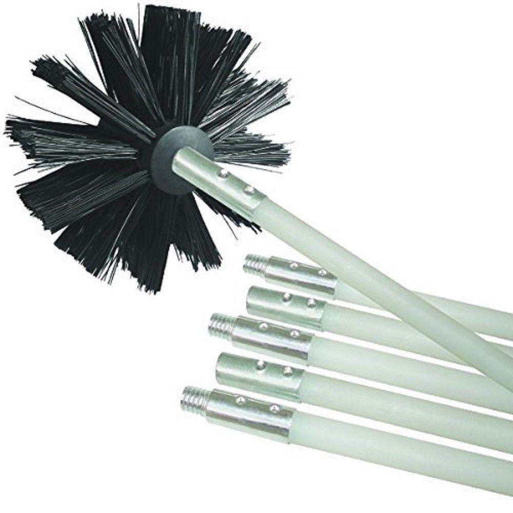Dryer 12' Cleaner Remover Vent Lint Brush
