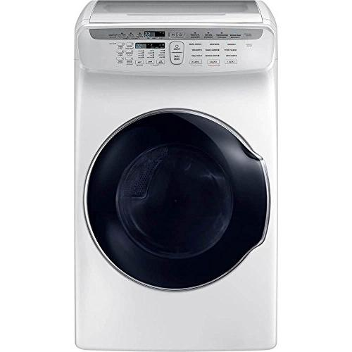 dve55m9600w white electric dryer
