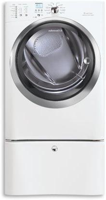 Electrolux EIMED60JIW 8 Cubic Foot Capacity Electric Front L
