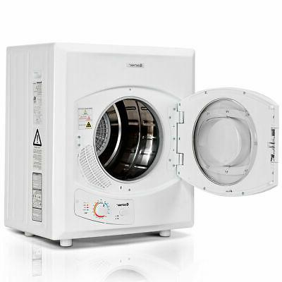 Electric Tumble Compact Dryer Mounted 2.65 cu