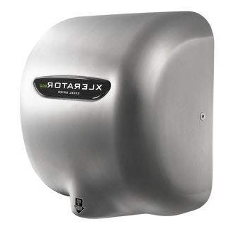 Excel Dryer XLERATOReco 1.1N Automatic Dryer, Cover, No Listed and with Noise Reduction 500 Watts