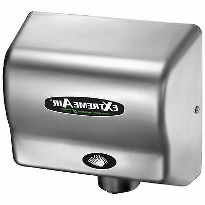 extremeair high speed compact hand dryer gxt9