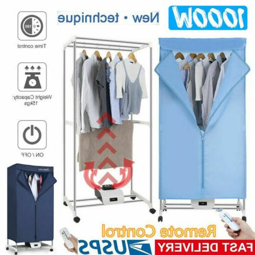 fast quick electric clothes dryer portable wardrobe