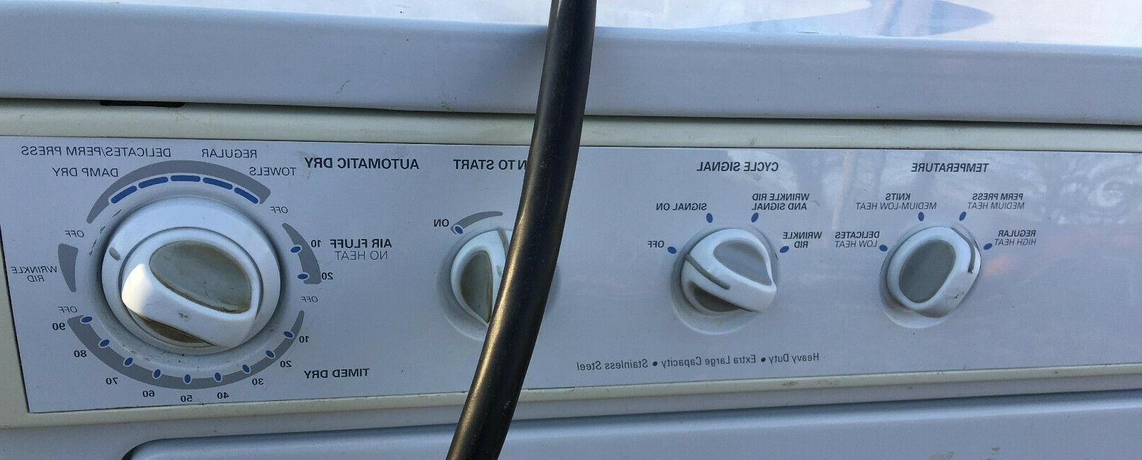 Kenmore Front Electric Dryer 417.83142300 LOCAL ONLY