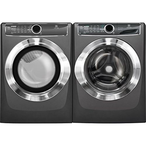 front load washer electric dryer