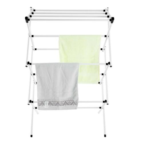 Laundry Clothes Drying Rack Portable Hanger Duty