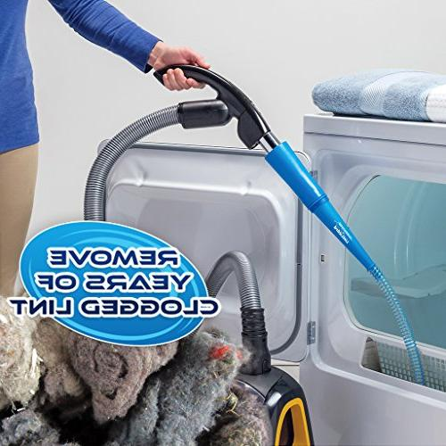 Hurricane As On TV Lint Vacuum BulbHead, Removes Your Clean