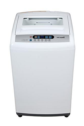 load washer topload compact laundry