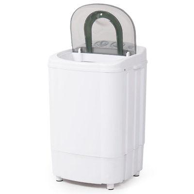 Mini Spin Wash Compact Laundry Washer