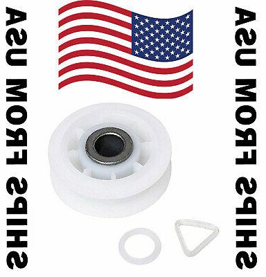 NEW AP3094197 PULLEY ROLLER MAYTAG WHIRLPOOL