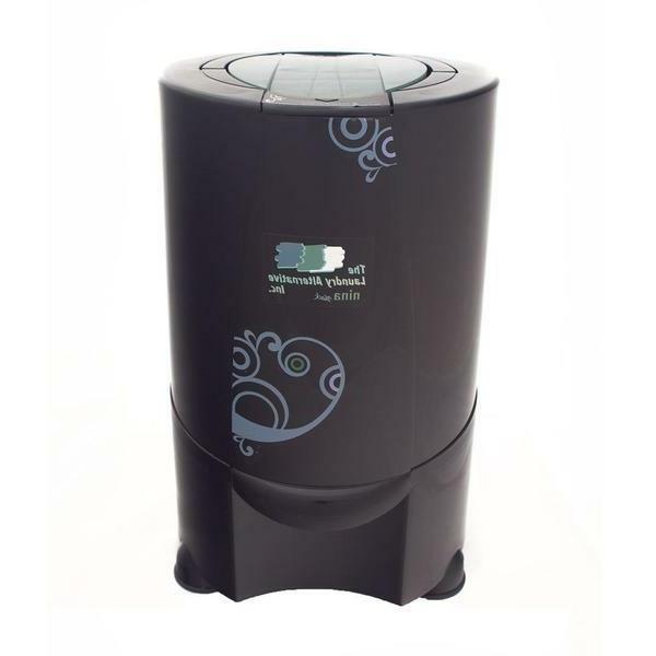 nina soft ventless portable electric spin dryer