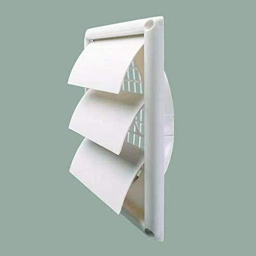 outdoor dryer vent cover louvered vent hood