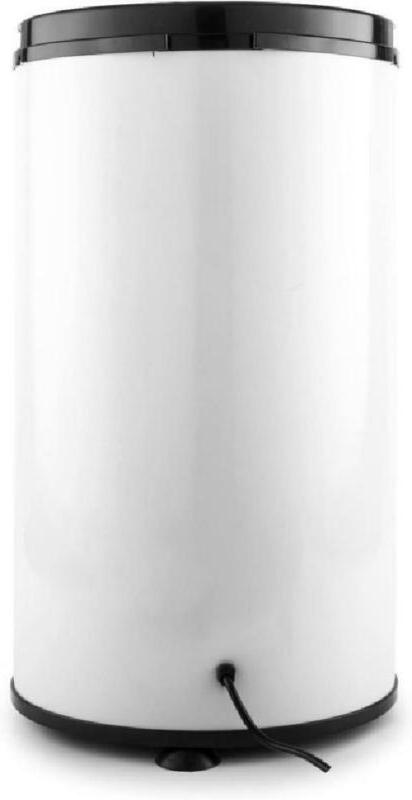 Panda 3200 Portable Spin Dryer White Stainless Steel