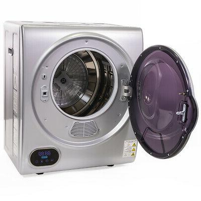 portable automatic digital electric dryer laundry clothes