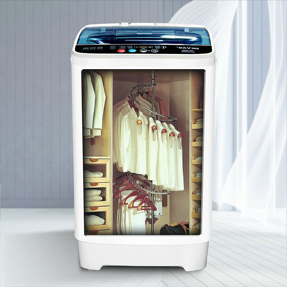 Portable Compact Full-Automatic Machine Laundry