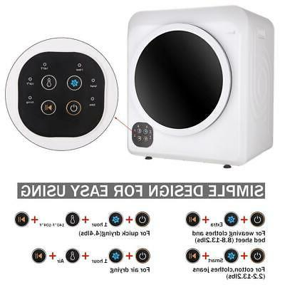 Portable Electric Dryer 6KGS Stainless Steel