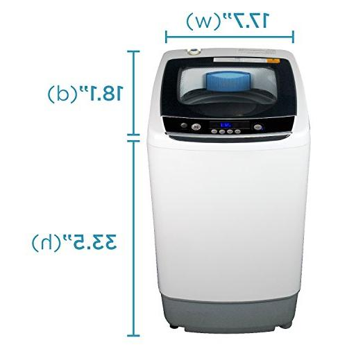 portable laundry washing machine