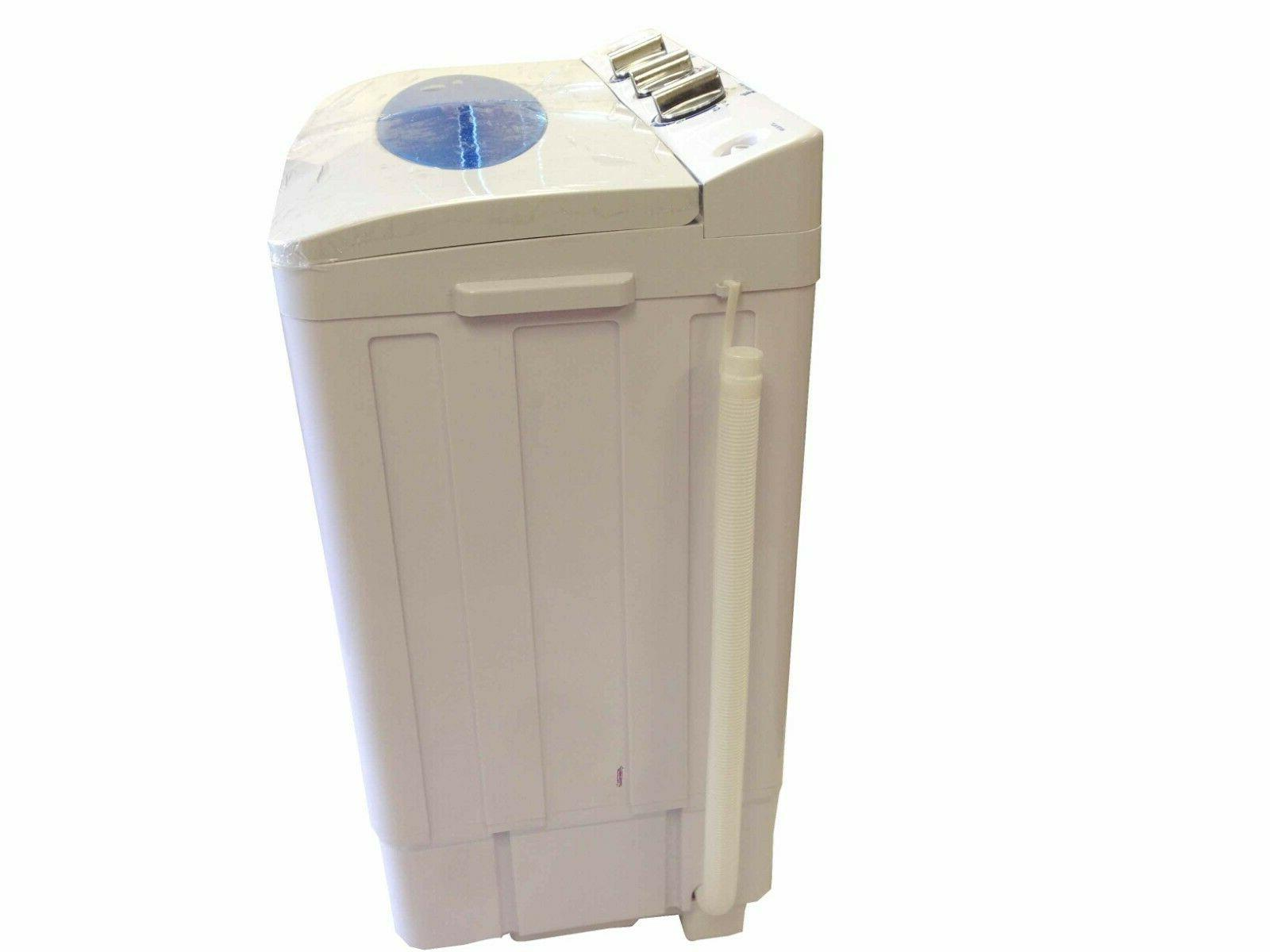 PORTABLE SMALL WASHING WASHER DRYER 5.0KG