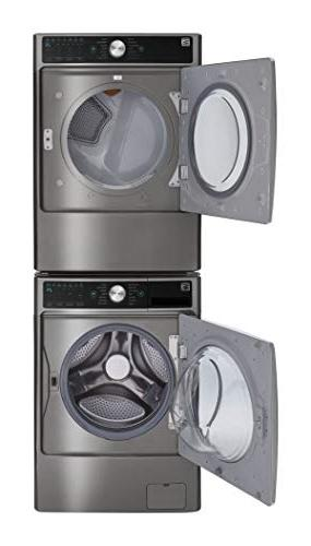 smart front load electric washer