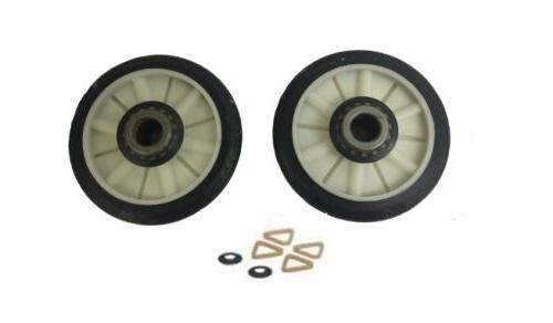 support rollers replaces part 349241 clothes dryers
