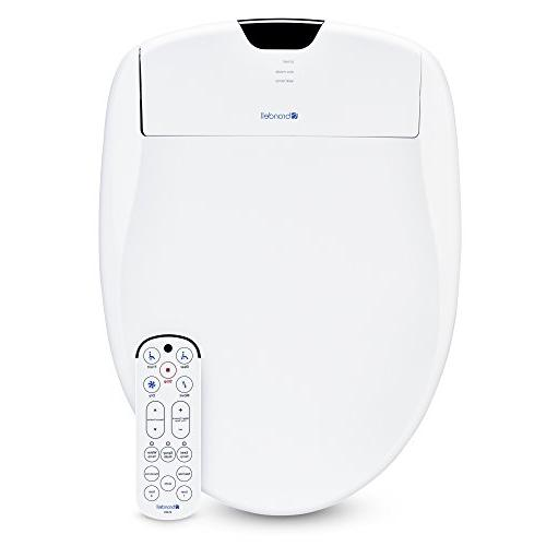 Brondell Swash 1400 Luxury Bidet Toilet Seat