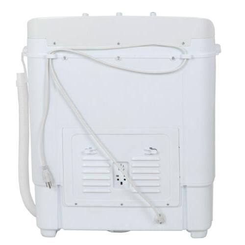 Portable Compact Twin 13lbs Top Load