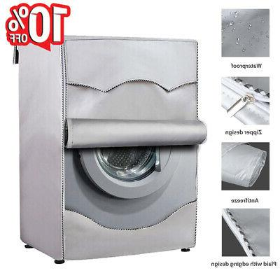 washing machine cover waterproof washer cover fit