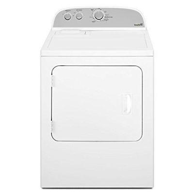 wed4815ew 7cf 14 cycle electric dryer white