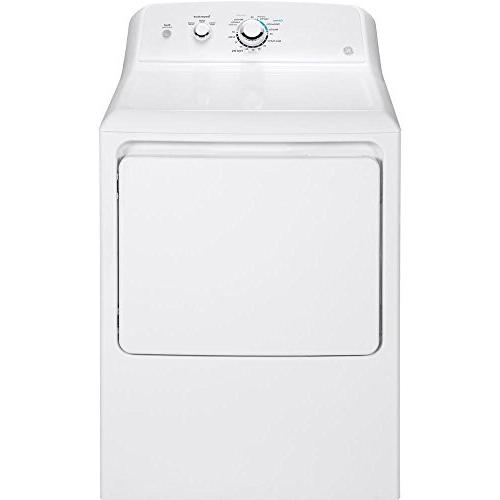 """GE with 27"""" Top Load 27"""" Front Gas Dryer"""
