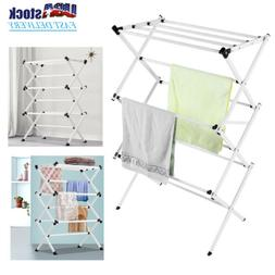 laundry dryer storage clothes drying rack stand