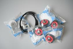 LG DRYER REPAIR KIT INCLUDES BELT, ROLLERS AND IDLER PULLEY