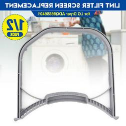 Lint Trap Screen Filter Replacement for LG Electronics Cloth
