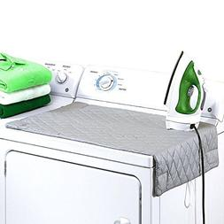 MAGNETIC IRONING BLANKET LAUNDRY PAD 500F Heat Resistant Iro