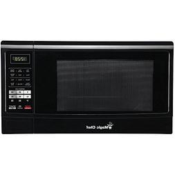 MAGIC CHEF MCM1611B 1.6 Microwave Oven Black