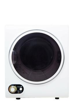 Magic Chef MCSDRY15W Small Portable Compact Electric Dryer 1