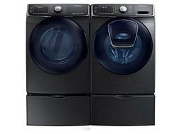 Samsung Mega Capacity HE Front Load Laundry with Innovative