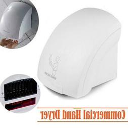 New 2000W Automatic Hand Dryer w/ Infared Sensor Commercial