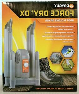 NEW DryGuy DX Forced Air Boot Dryer and Garment Dryer NIB Fr