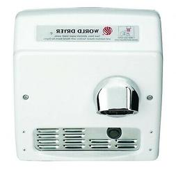 New Model A Durable Hand Dryer Voltage: 110-120 V, 20 Amps,