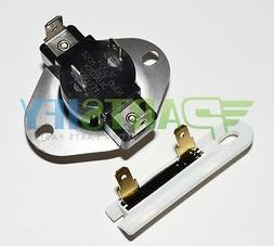 NEW PART 3387134 3392519 FITS KENMORE SEARS DRYER THERMOSTAT