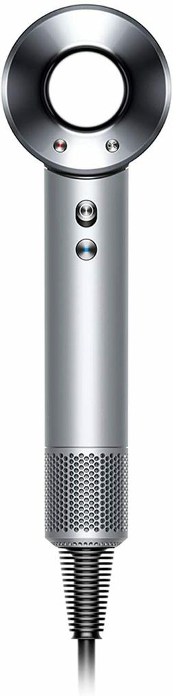 NEW Dyson Supersonic Hair Dryer, White/Silver