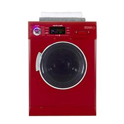 Equator All-in-one Compact Combo Washer Dryer 1200 RPM spin,