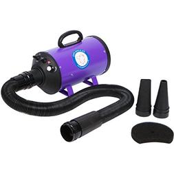 Flying Pig Grooming One Purple High Velocity 4.0 Hp Motor Do