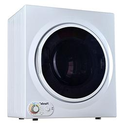 Panda PAN760SF-01 3.75 cu. ft. Compact Electric Dryer in Whi