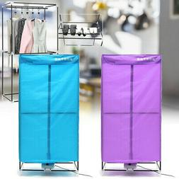 Portable Electric Clothing Dryer 1000W Heater Laundry Wardro